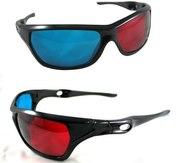 3D очки (анаглифные очки)